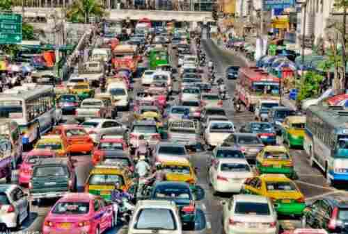 Kota Termacet Dunia 03 Bangkok - Finansialku