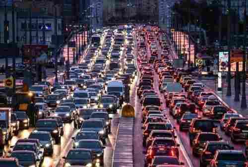Kota Termacet Dunia 04 Moskow - Finansialku