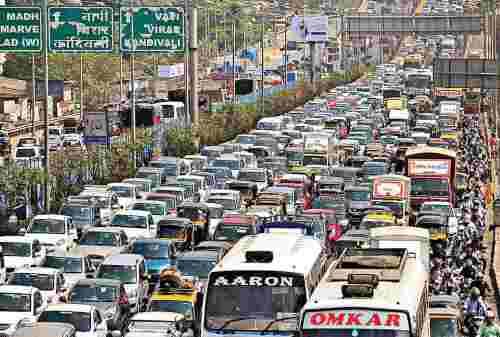 Kota Termacet Dunia 05 Mumbai - Finansialku