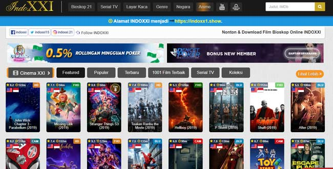 Streaming Film Indonesia 05 (IndoXXI) - Finansialku