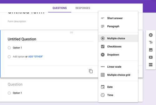 Tips Jitu dan Cara Membuat Google Form yang Menarik Perhatian 04 - Finansialku