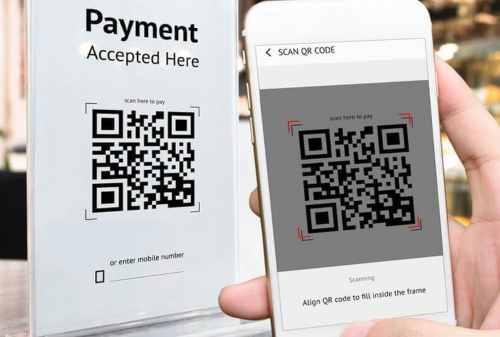 Transaksi Makin Mudah, Nyaman Dan Aman Dengan Layanan QR Code 03 - Finansialku